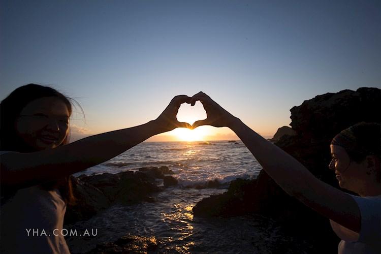Port Macquarie YHA -Beach