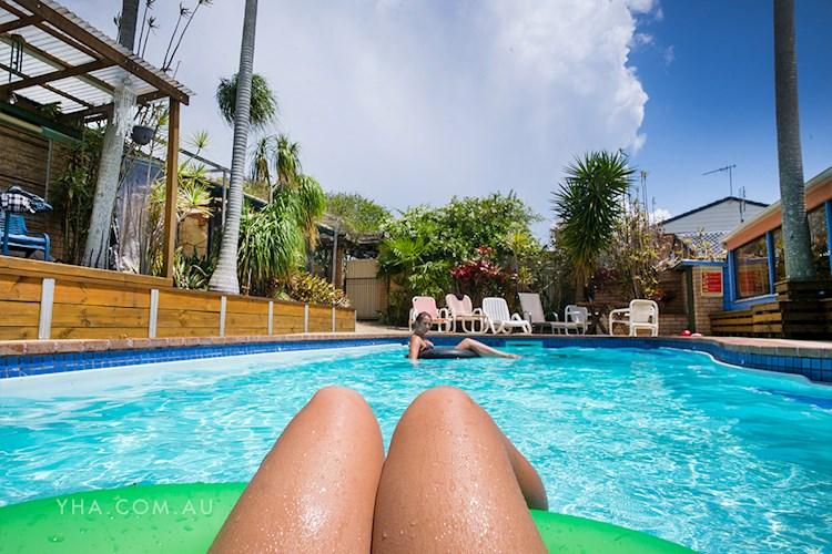 Port Macquarie YHA - Swimming Pool