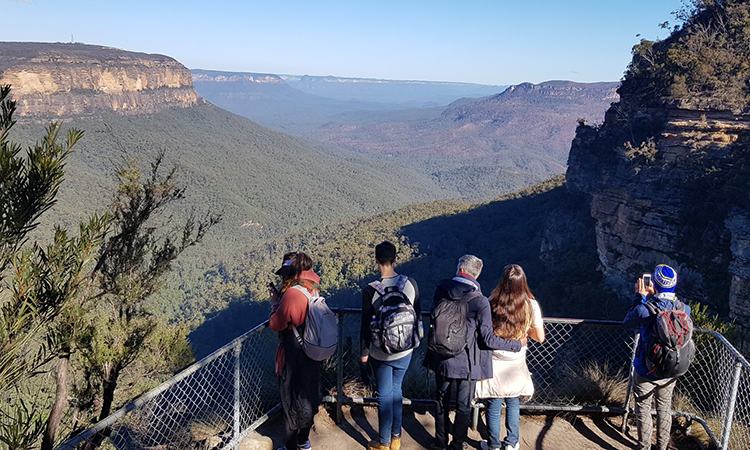 Blue Mountains trek