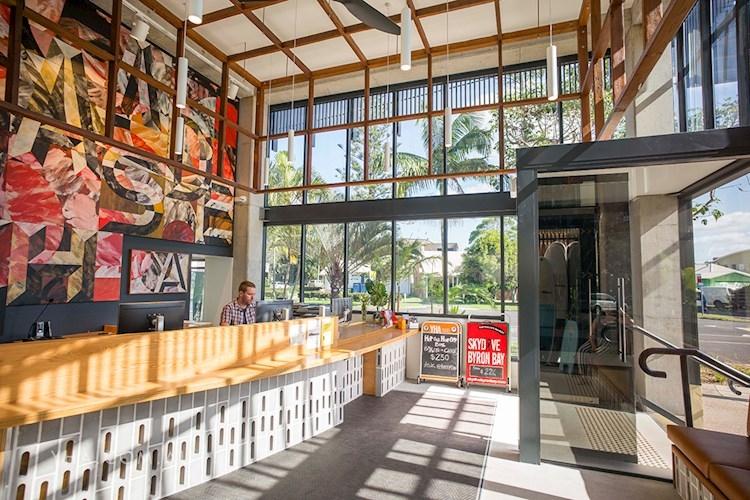 Byron Bay YHA - Reception