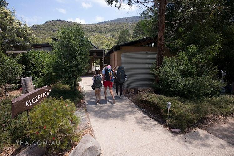 Grampians Eco Yha Backpackers Hostels Halls Gap Gr