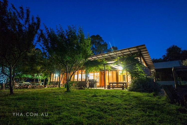 Grampians Eco YHA_exterior_night_2017 (6).jpg