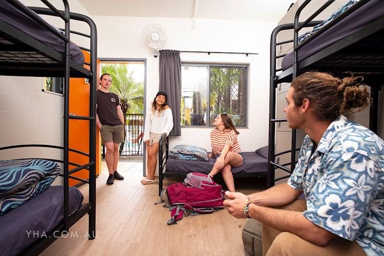 Cape Byron YHA - Multishare Rooms