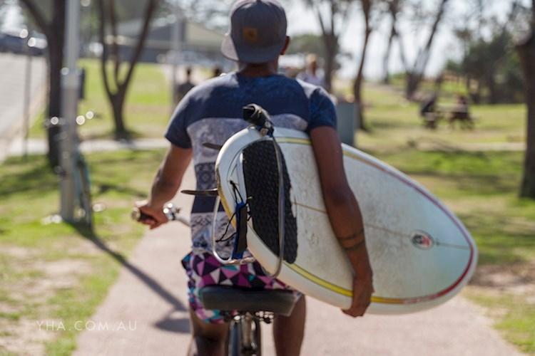Cape Byron YHA - Bike and Surfboard Hire