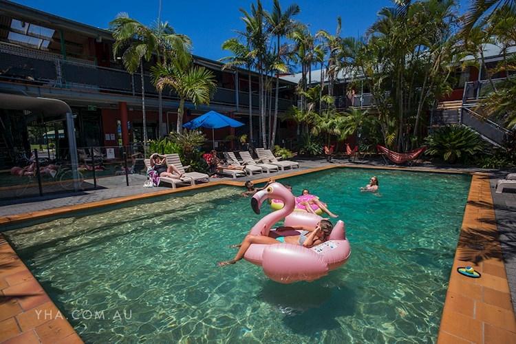Cape Byron YHA - Pool