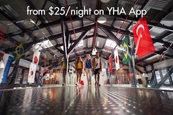 Sydney Railway Square YHA tile image