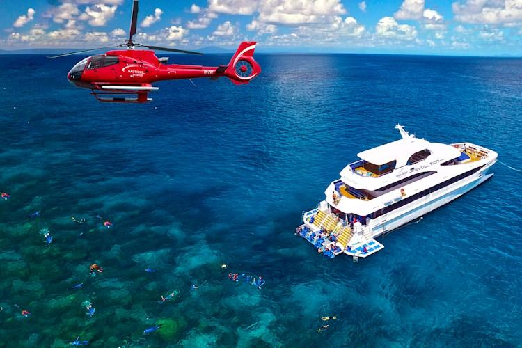 1 Day Scenic Flight and Great Barrier Reef Tour