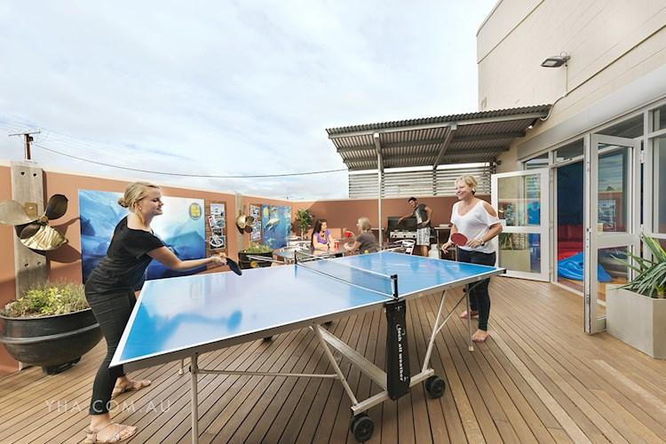 Port Lincoln YHA - Deck