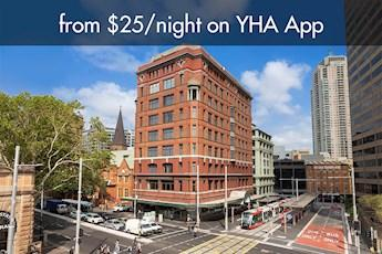 Sydney Central YHA tile image