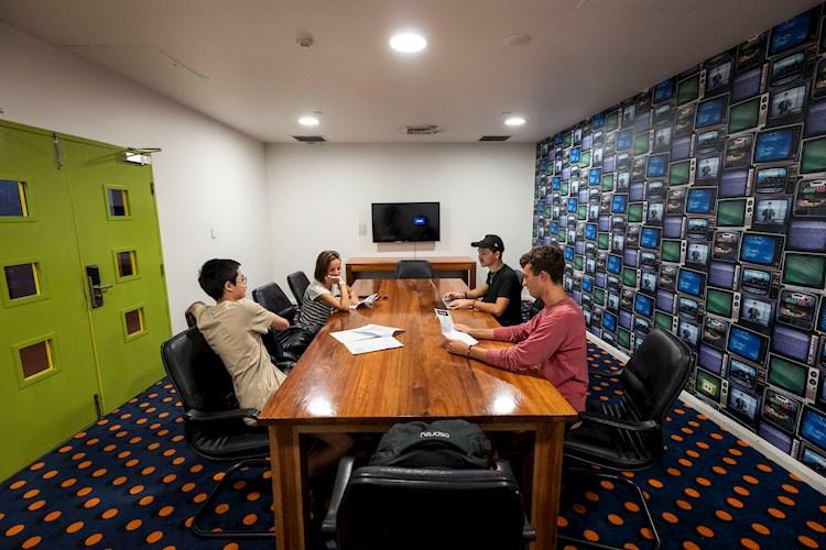 Coworking space - conference areas