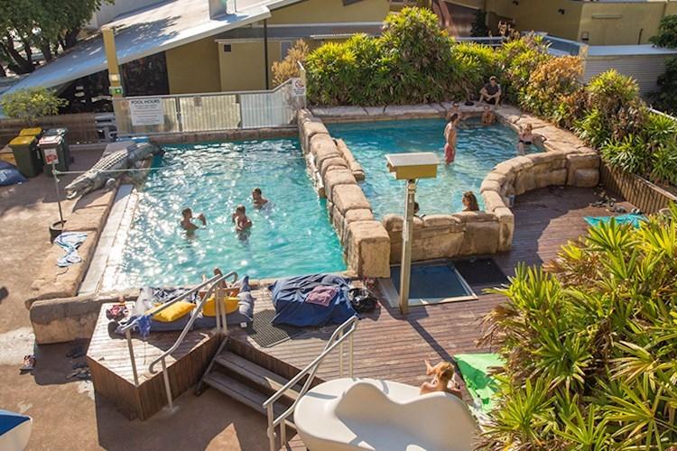 Darwin YHA - 2 Pools