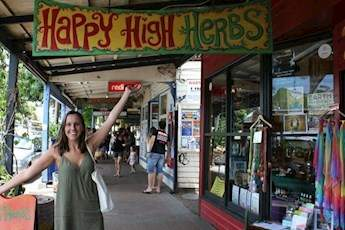 1 Day Nimbin Tour From Byron Bay tile image