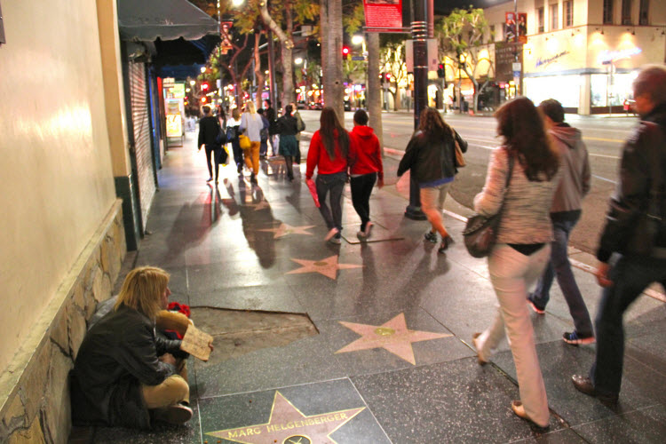 14. Hollywood Walk of Fame credit daveynin Flickr