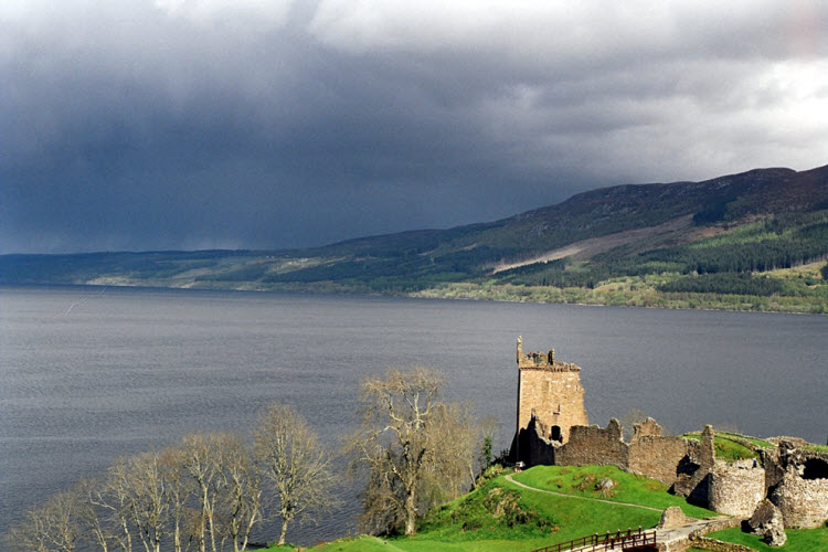 2. Loch Ness credit Sam Fentress Wikimedia Commons