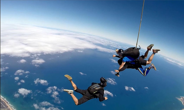 Where to skydive in Australia