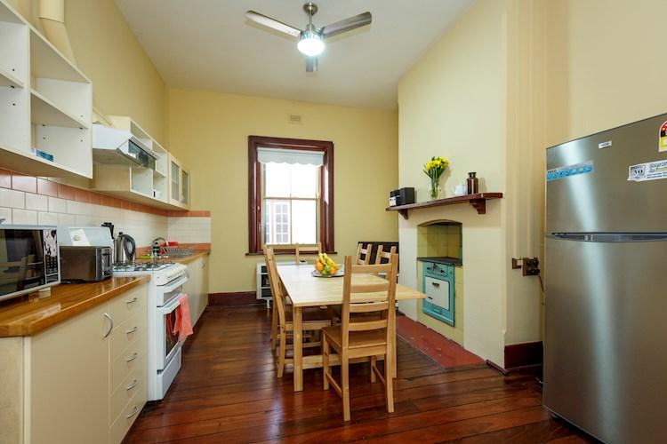 Fremantle Colonial Cottages Kitchen_Cottage 2 & 3.jpg