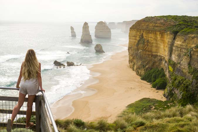 Road trip to the 12 Apostles and stay at Apollo Bay Eco YHA