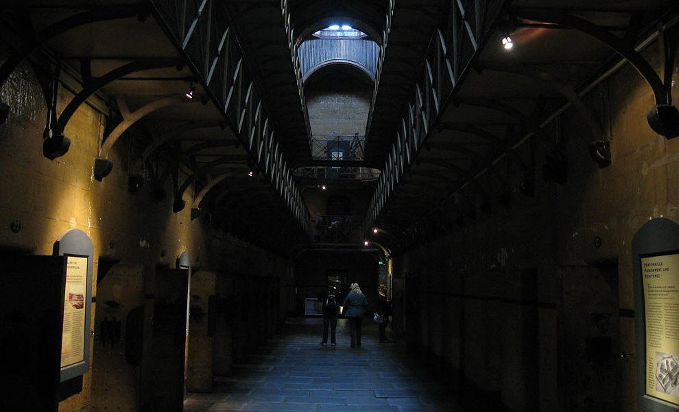 Old Melbourne Gaol