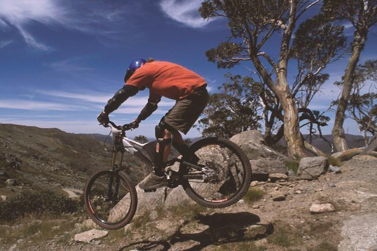 Thredbo YHA - Mountain Biking
