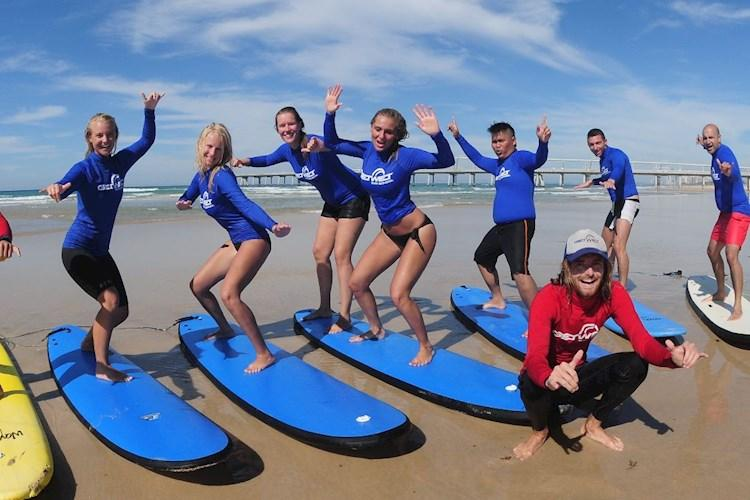 Learn to Surf in Surfers Paradise- Making memories with awesome coaches.JPG