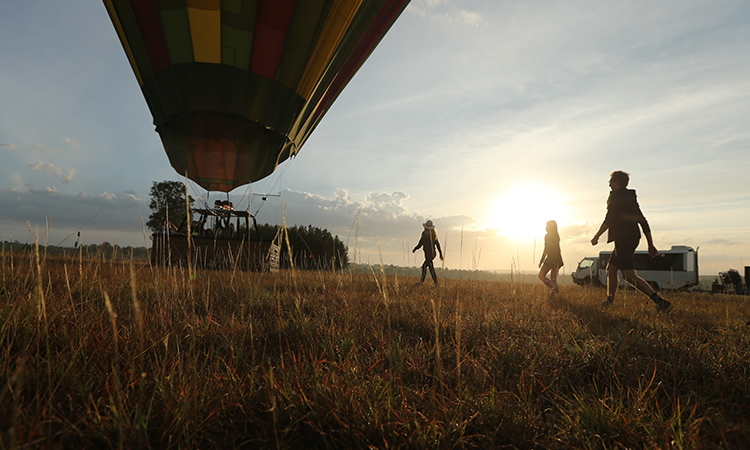 Discover the Hunter Valley by Hot Air Balloon