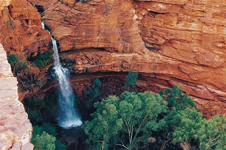 Kings Canyon - Garden of Eden
