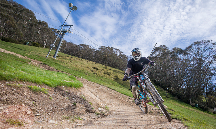 Hitting the Summer Slopes at Thredbo YHA