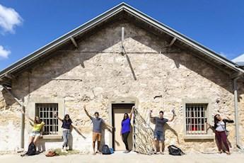 Fremantle Prison YHA tile image)