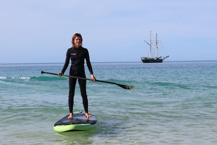 Sailing Tour- Paddle Boarding