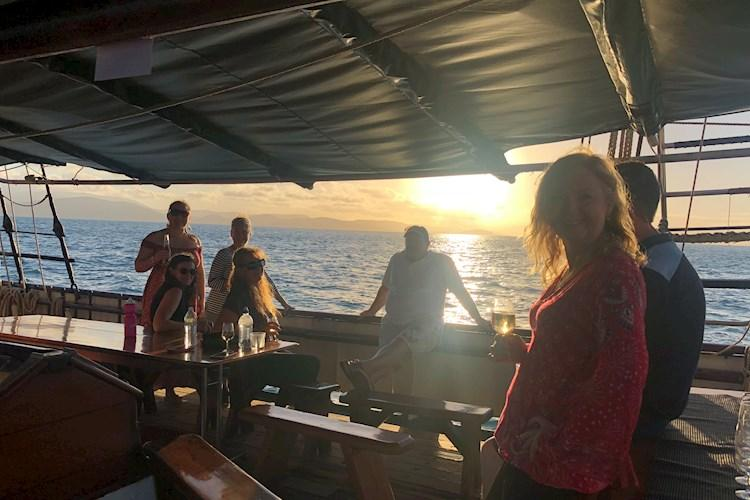 Sailing Tour- Sunset Drinks