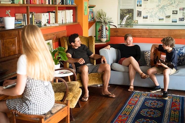 Bellingen YHA - Lounge Family