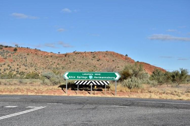 Outback Crossroads, NT
