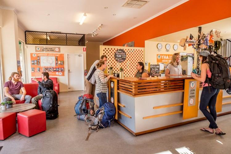 Friendly and Welcoming - Alice Springs YHA