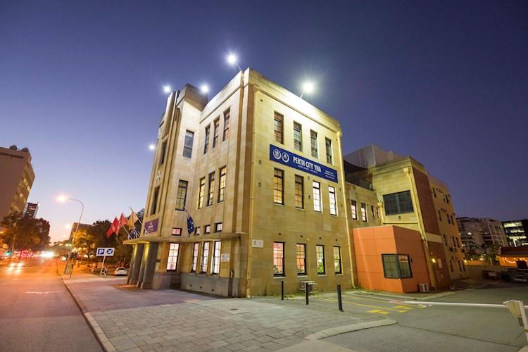 Group Accommodation Perth City YHA