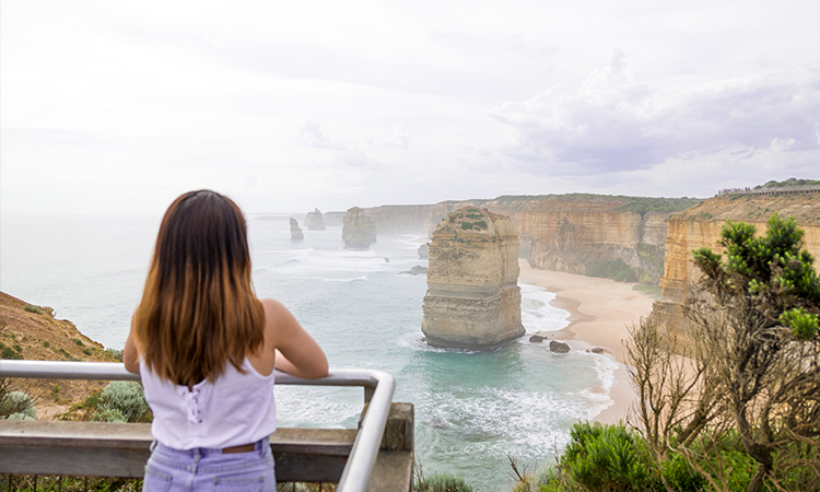Explore the 12 Apostles without the crowd - Great Ocean Road in Winter