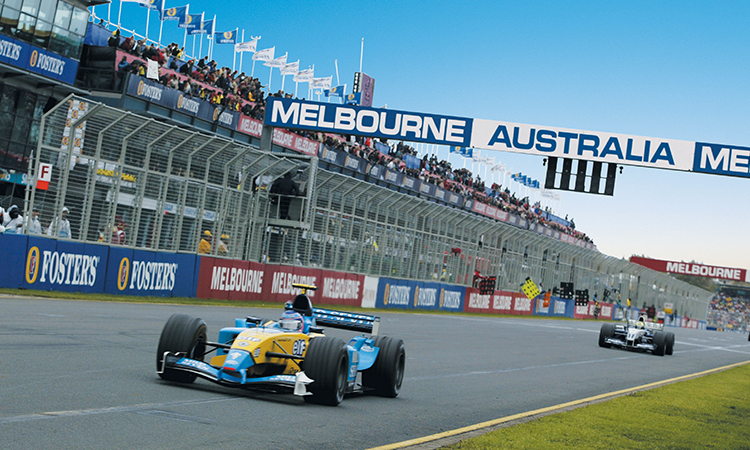 Experience the Australian Grand Prix in our Melbourne YHA -  Credit Getty Images