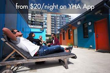 Melbourne Central YHA thumbnail